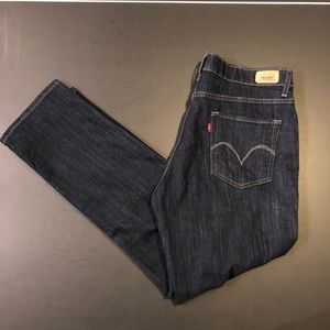 Women's Mid Rise Skinny Levi's Jeans